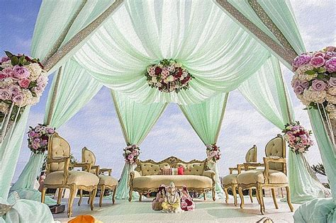 indian wedding drapes such a gorgeous looking wedding mandap setup with drapes