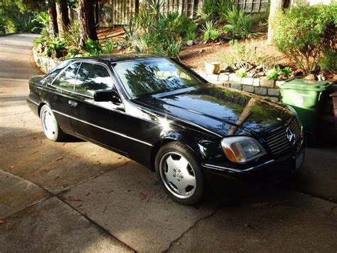how to learn all about cars 1993 mercedes benz sl class head up display 1993 mercedes benz 600sec 2 door coupe 81134