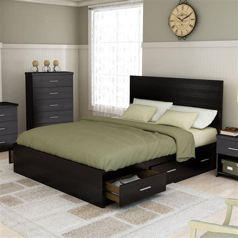 storage bedroom sets queen queen bedroom sets with storage shay queen poster storage