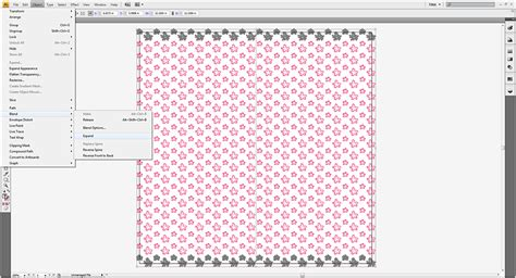repeat pattern in illustrator misstiina com 187 illustration design