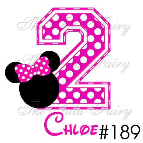 unavailable listing on etsy clipart minnie mouse number 1 clipart 1947531