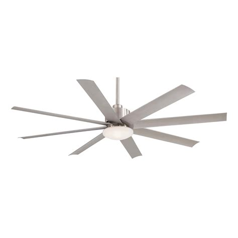 8 Blade Ceiling Fan minka aire f888 slipstream 65 in 8 blade ceiling fan atg stores