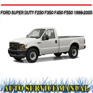 ford super duty       workshop service manual dvd ebay