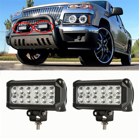 off road led lights for sale 2pcs 2520lm 36w high power waterproof led offroad work