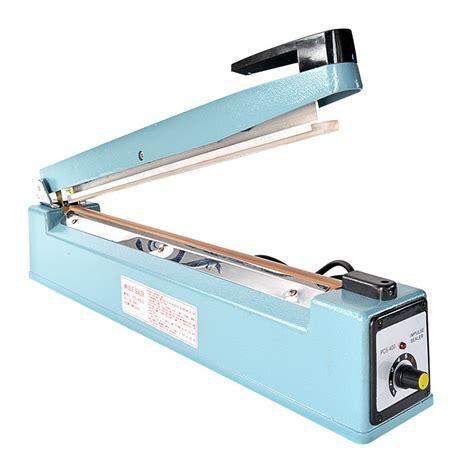 Heat Seal 16 Quot Impulse Poly Bag Heat Sealer Machine