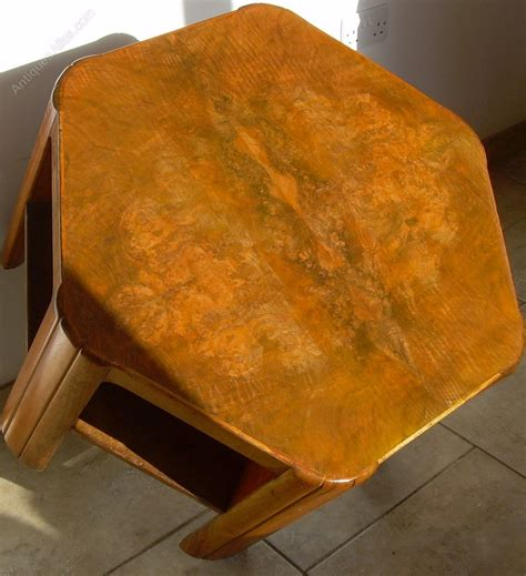 a heal s walnut coffee table antiques atlas