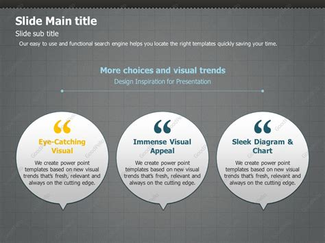 Speech Powerpoint Template Goodpello Speech Powerpoint Template