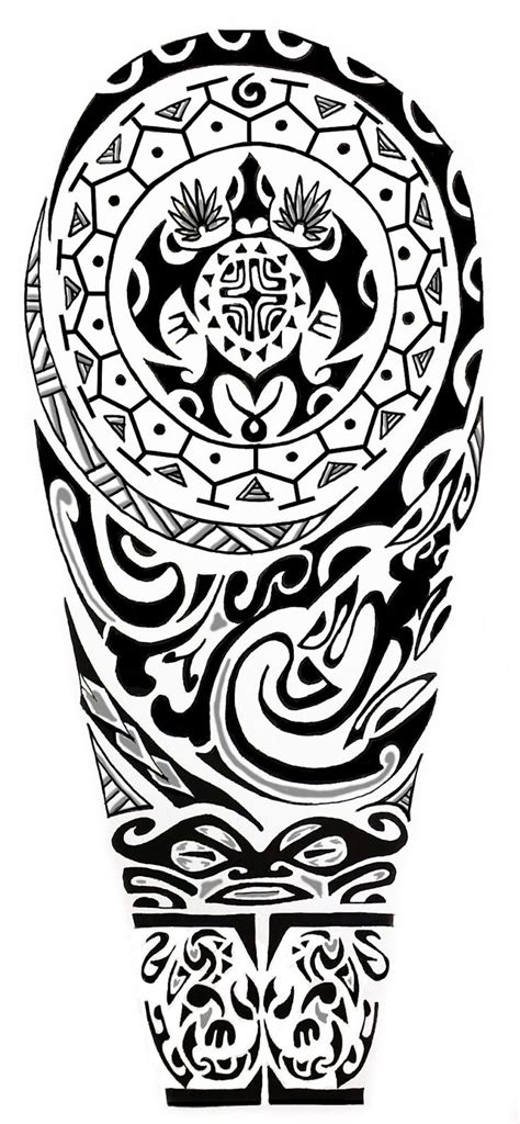 polynesian tiki tattoo designs images for tatouage