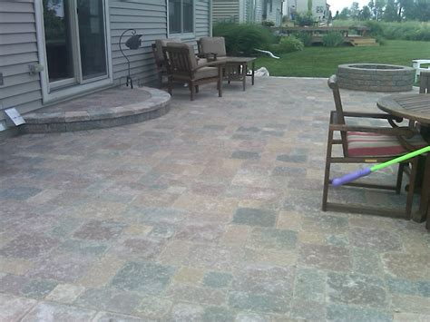 Brick Pavers Canton Plymouth Northville Ann Arbor Patio Patio With Pavers