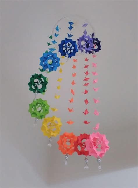 Wind Chimes Diy by Origami