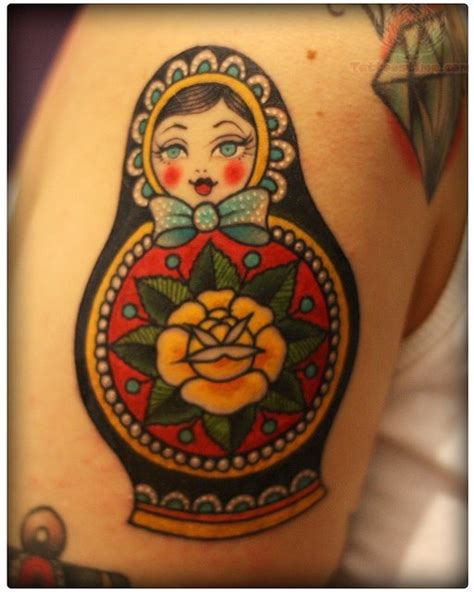 russian doll tattoo designs matryoshka images designs