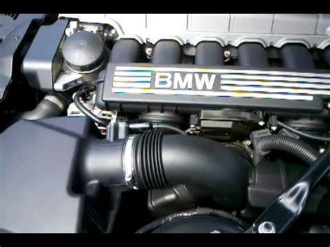 how does a cars engine work 2006 bmw 6 series security system bmw 2006 z4 3 0si engine knocking youtube