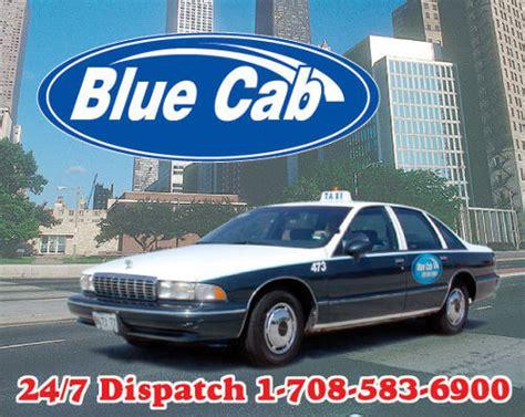 contact us blue cab