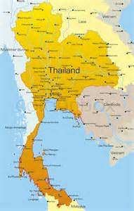 map of thailand country country vector image search results