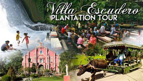 Villa Escudero by Villa Escudero Plantation And Resort Day Tour