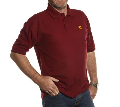 Blouse Polos Tali Maroon Tosca polo shirt maroon hawks club
