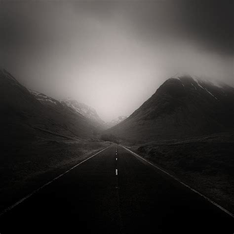 Landscape Photography Roads Photographer Andy Captures Roads In Desolate
