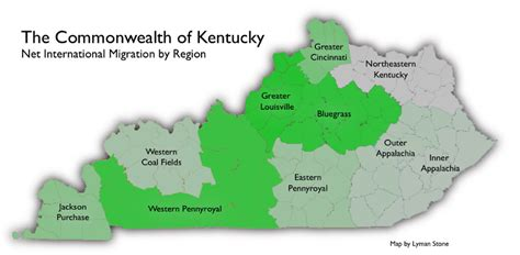 regions bank kentucky blank map of kentucky regions pictures to pin on