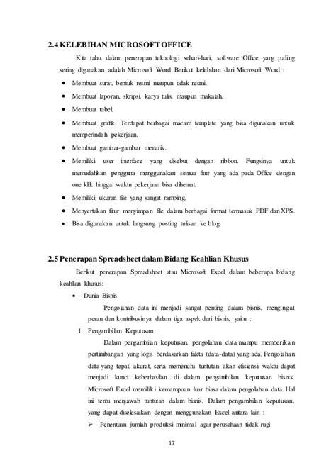 format makalah sejarah makalah sejarah perkembangan ms office