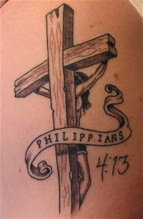 cross tattoo philippians 4 13 musings from mama hobby lobby world vision the bible