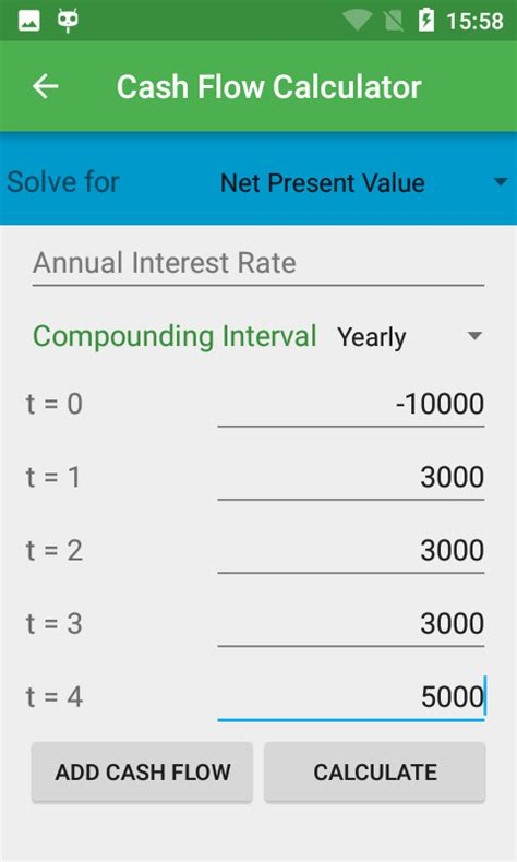 Mba Investment Calculator by Tvm Financial Calculator App Ranking And Store Data App