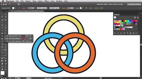 illustrator tutorial live paint n s l week 179 adobe illustrator cc 2014 live paint