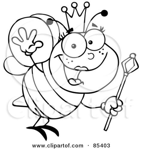 queen bee coloring page free coloring pages of paw patrol queen bee