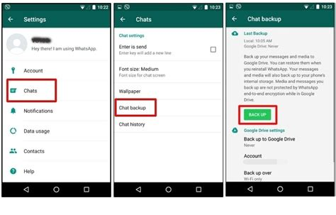 backup messages android extract android whatsapp messages from backup file