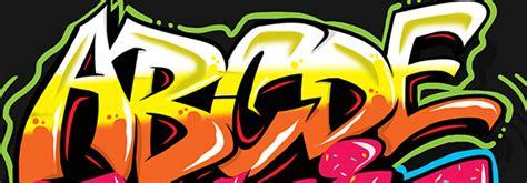 graffiti alphabet  behance