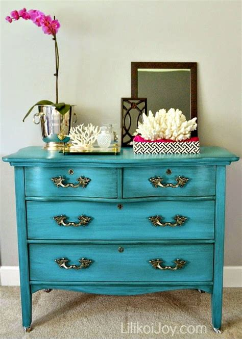 old furniture makeovers furniture makeover blue for baby prodigal pieces