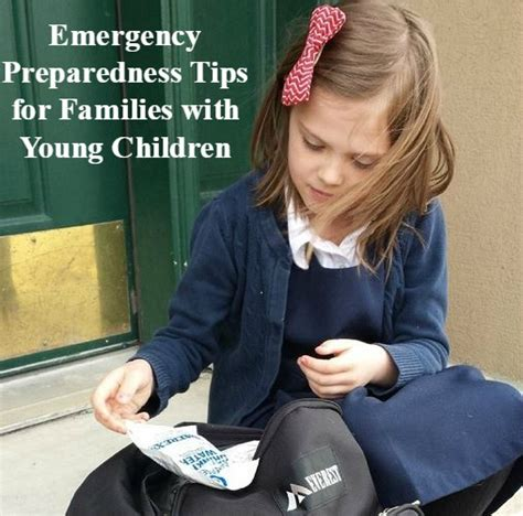 Emergency Preparedness Giveaways - emergency preparedness tips for families with young children huge giveaway keep