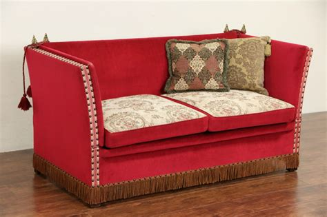 the couch in spanish sold spanish adjustable dropside 1930 vintage sofa or