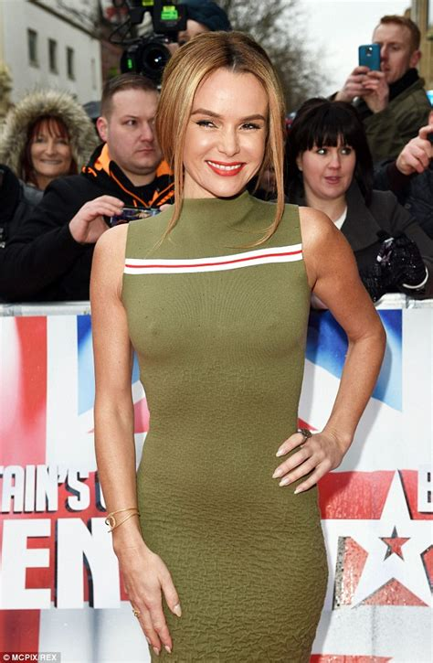 Mam Niple Uk X amanda holden reveals she has to wear covers for