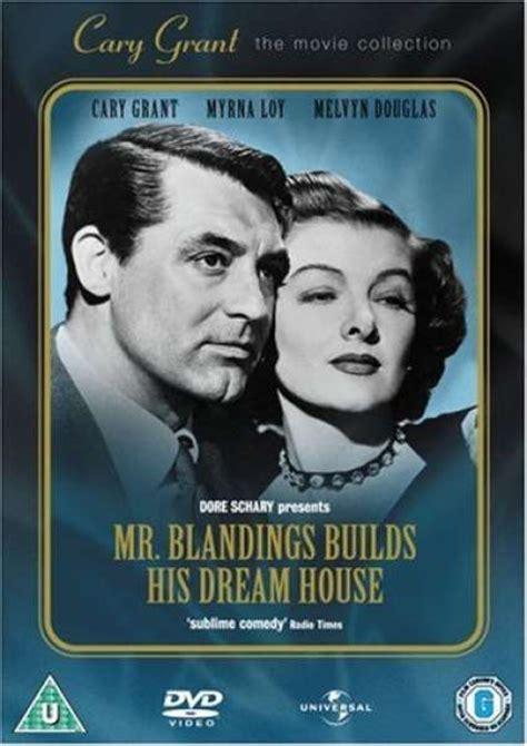 mr blandings builds his dream house mr blandings builds his dream house dvd zavvi nl