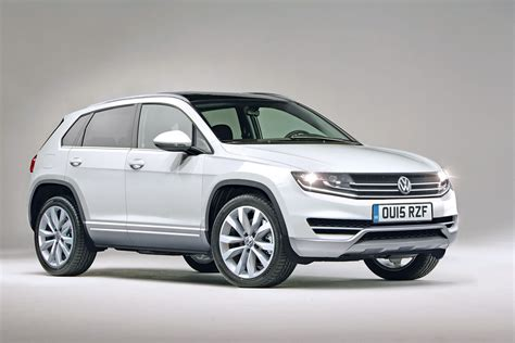 chunky    vw tiguan  pictures auto express