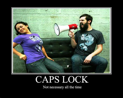Caps Meme - image 37968 caps lock know your meme