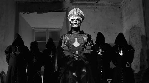 The New Ghost ghost will be in the studio this fall