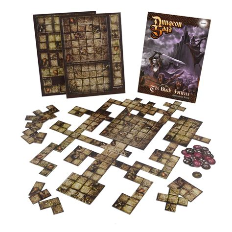d d dungeon tiles reincarnated dungeon books mantic their december releases for dungeon saga