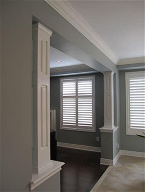 interior columns as interior columns custom trim interior decorative support columns posts pillars mdf