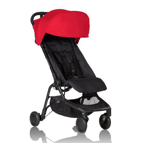 toddler stroller nano travel stroller for baby and toddler mountain buggy