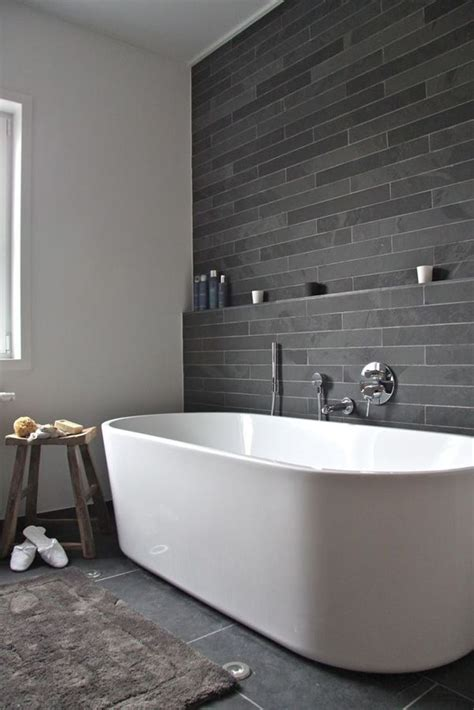 Modern Bathroom Wall Tile Designs Pictures 25 Best Ideas About Charcoal Bathroom On