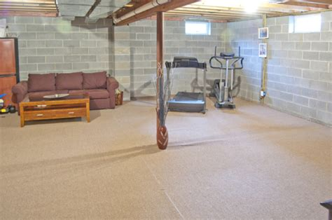 Unfinished Basement Floor Ideas Renovating Basement Ideas Are Cost Effective Home Interior And Furniture Ideas