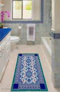 revetement de sol salle de bain sur plancher bois