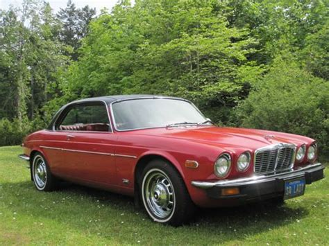 Jaguar Xj6 2 Door Coupe For Sale by Buy Used 1975 Jaguar Xj6 C Coupe 2 Door 4 2l In