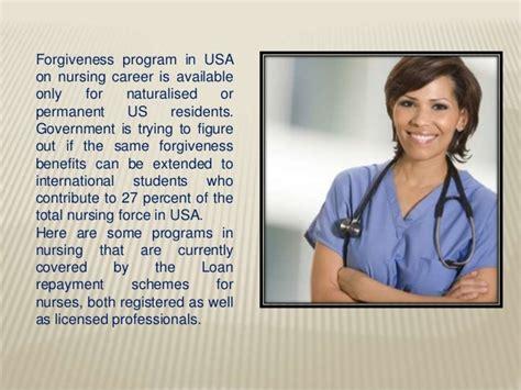 Nursing School Loans - nursing loan forgiveness program