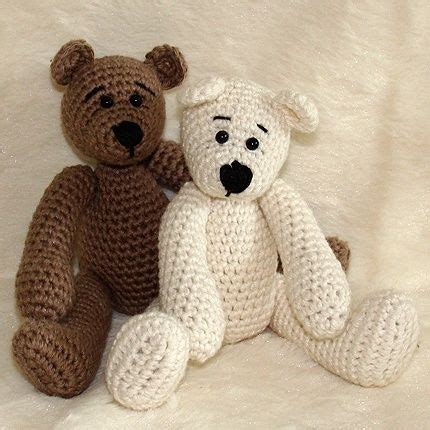 Easy Free free easy crochet patterns free teddy clothes