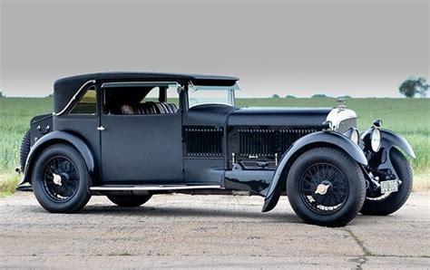 bentley speed six 1929 bentley speed six grafton coupe gooding company