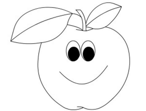 cartoon apple coloring pages cartoon fruits coloring pages crafts and worksheets for
