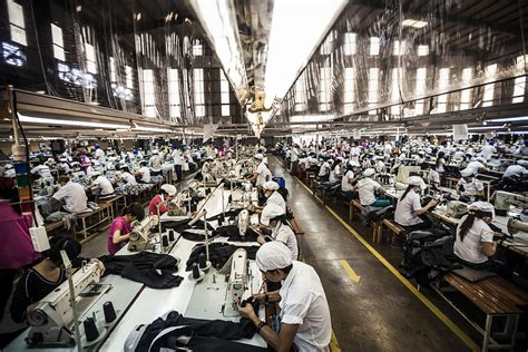 Stakes Claim In The Fashion Industry by Impact Of Tpp Agreement On S Garment Industry