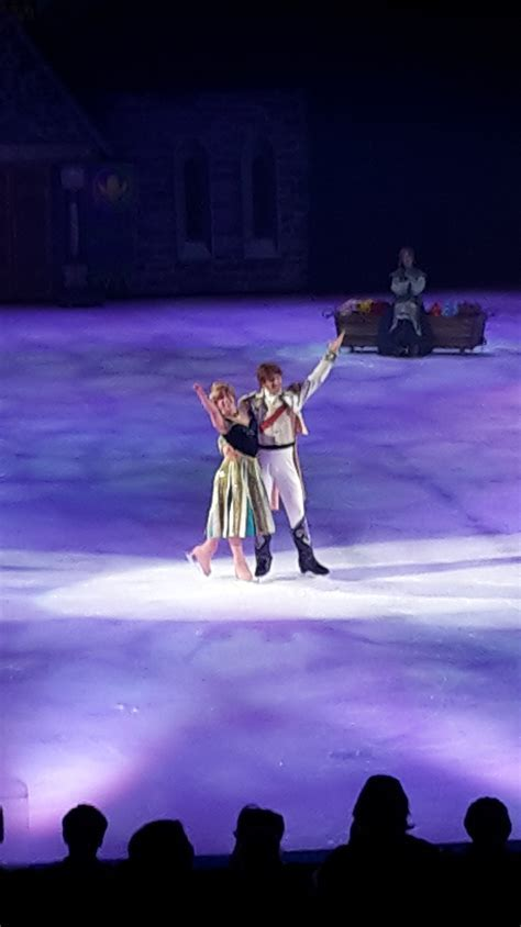 Disney on Ice Sliver Anniversary  REVIEW ? The Adventures
